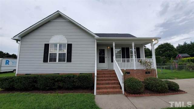2020 Eagle View Drive, Wendell, NC 27591 (#2338600) :: Realty World Signature Properties