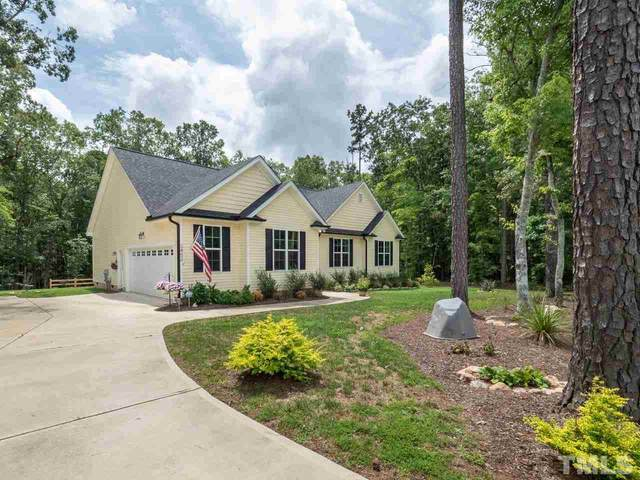 2452 Golden Forest Drive, Franklinton, NC 27525 (#2338607) :: The Rodney Carroll Team with Hometowne Realty