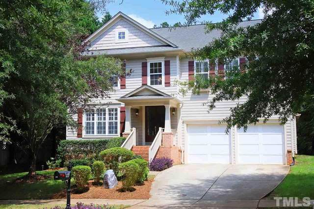 105 Skywater Lane, Holly Springs, NC 27540 (#2338626) :: Dogwood Properties