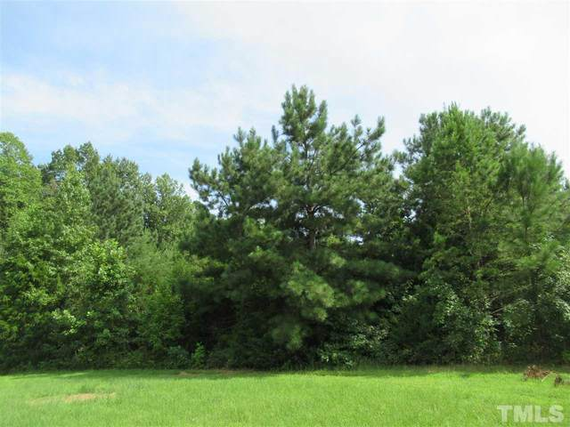 Lot # 18 Maple Springs Lane, Bear Creek, NC 27207 (#2338629) :: Saye Triangle Realty