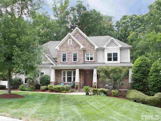 403 Westbury Drive, Chapel Hill, NC 27516 (#2338638) :: Real Estate By Design