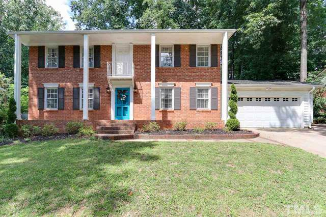 4201 Converse Drive, Raleigh, NC 27609 (#2338645) :: Bright Ideas Realty
