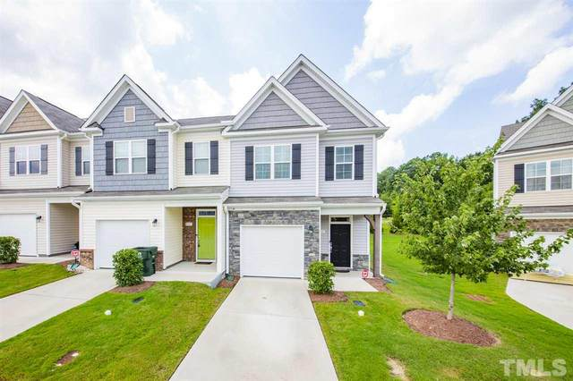 8917 Commons Townes Drive, Raleigh, NC 27616 (#2338646) :: Dogwood Properties