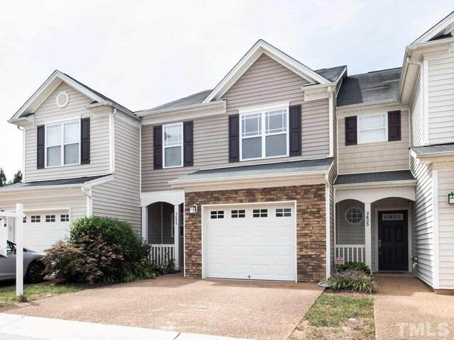 2623 Asher View Court, Raleigh, NC 27606 (#2338670) :: Realty World Signature Properties