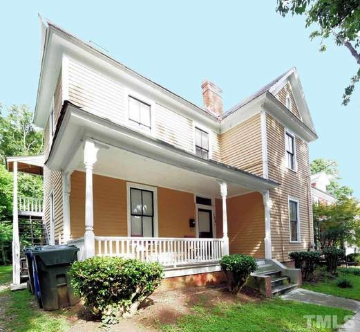 105 N East Street, Raleigh, NC 27601 (#2338680) :: Marti Hampton Team brokered by eXp Realty
