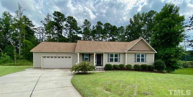 299 Camden Drive, Angier, NC 27501 (#2338733) :: Triangle Top Choice Realty, LLC
