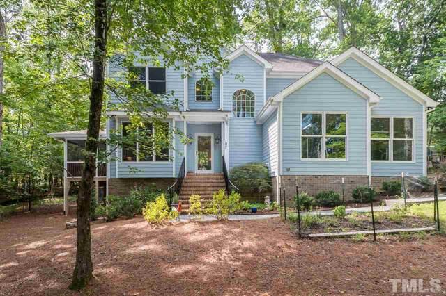 107 Deer Street, Carrboro, NC 27510 (#2338738) :: Masha Halpern Boutique Real Estate Group