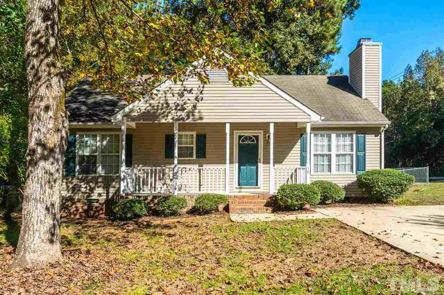 10 Eagle Stone Ridge, Youngsville, NC 27596 (#2338743) :: The Rodney Carroll Team with Hometowne Realty