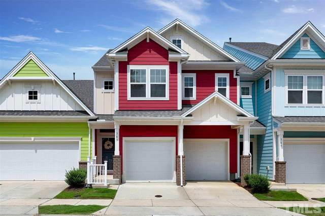 563 Chessie Station, Apex, NC 27502 (#2338747) :: Triangle Just Listed
