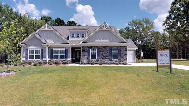 4020 Mendenhall Drive #6, Zebulon, NC 27597 (MLS #2338776) :: The Oceanaire Realty