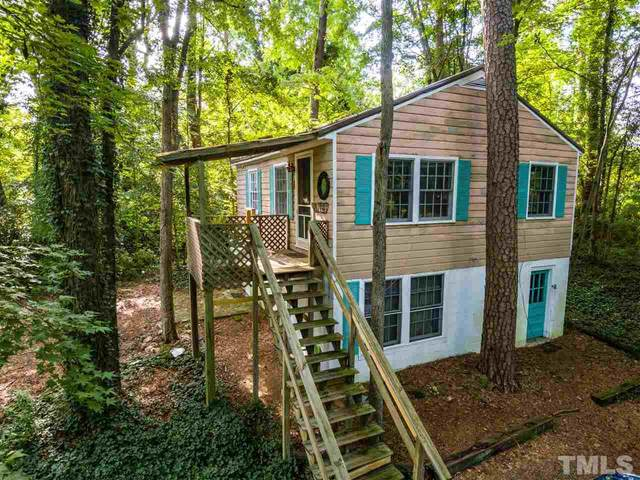 1111 Ridgewood Lane, Chapel Hill, NC 27514 (#2338784) :: Marti Hampton Team brokered by eXp Realty