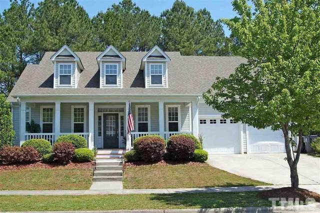 205 Oxford Park Boulevard, Oxford, NC 27565 (#2338806) :: Triangle Just Listed