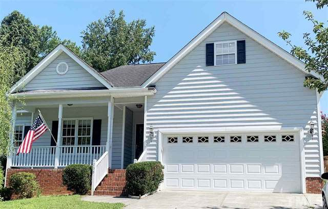 708 Lakeview Avenue, Wake Forest, NC 27587 (#2338824) :: Saye Triangle Realty