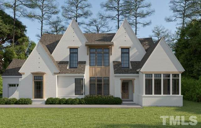 821 Shelley Road, Raleigh, NC 27609 (#2338841) :: Raleigh Cary Realty