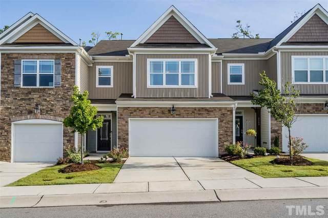 5543 Jessip Street, Morrisville, NC 27560 (#2338843) :: Realty World Signature Properties