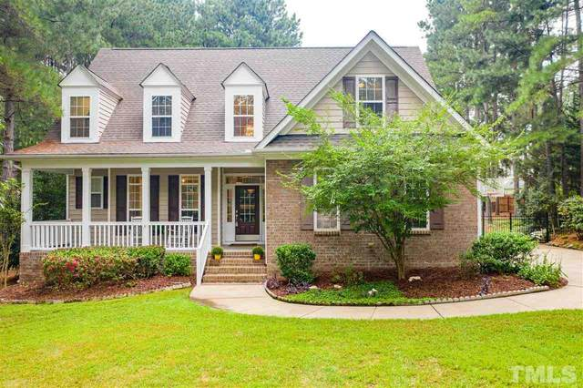 603 Cresstar Drive, Rolesville, NC 27571 (#2338855) :: Realty World Signature Properties