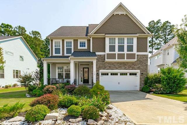 116 Winterview Place, Apex, NC 27539 (#2338877) :: The Rodney Carroll Team with Hometowne Realty