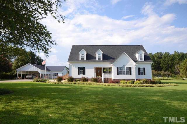 7640 Leonard Road, Kenly, NC 27542 (#2338889) :: The Perry Group