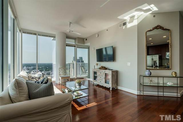 301 Fayetteville Street #3208, Raleigh, NC 27601 (#2338894) :: Marti Hampton Team brokered by eXp Realty