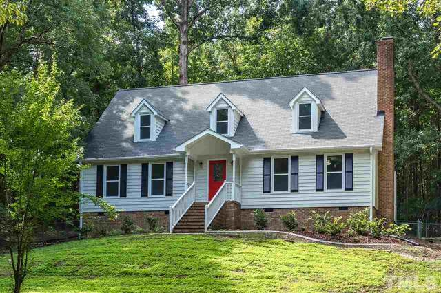 116 Tammy Drive, Garner, NC 27529 (#2338935) :: M&J Realty Group