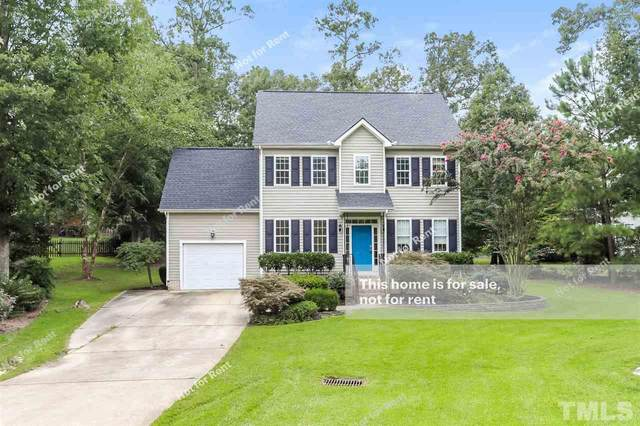 224 High Maple Court, Holly Springs, NC 27540 (#2338946) :: Dogwood Properties