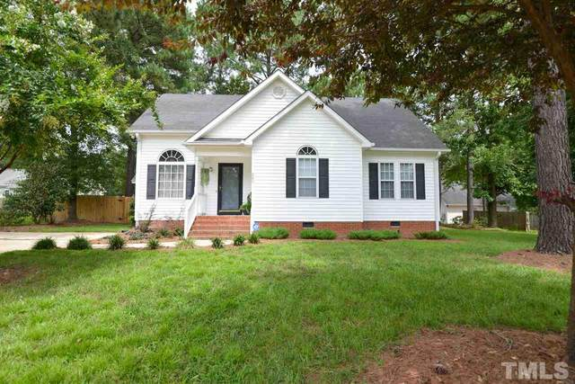 501 Corwood Drive, Fuquay Varina, NC 27526 (#2338951) :: Marti Hampton Team brokered by eXp Realty