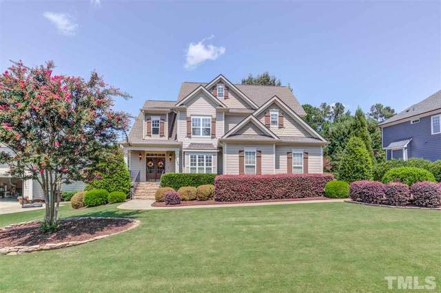 5120 Dove Forest Lane, Apex, NC 27539 (#2338964) :: Realty World Signature Properties