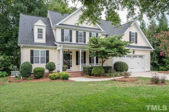 425 Gambit Circle, Wake Forest, NC 27587 (#2338970) :: Raleigh Cary Realty