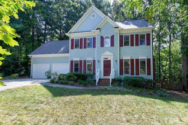 203 Bromfield Way, Cary, NC 27519 (#2338986) :: Saye Triangle Realty