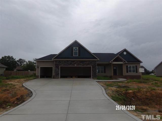 40 Fisher Road, Lillington, NC 27546 (#2338990) :: The Rodney Carroll Team with Hometowne Realty