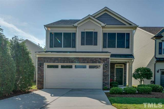 3 Trolley Court, Morrisville, NC 27560 (#2339043) :: Realty World Signature Properties