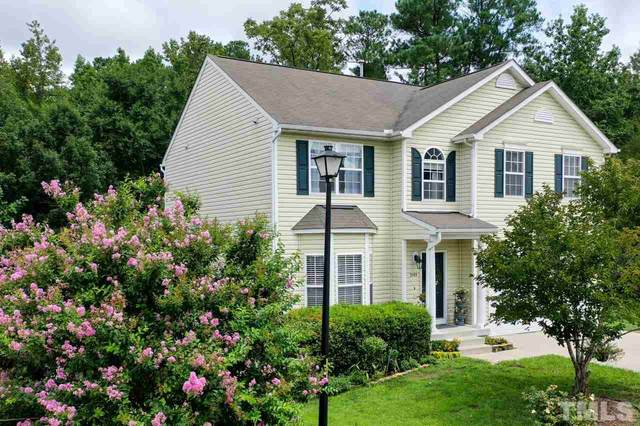 3109 Polanski Drive, Wake Forest, NC 27587 (#2339075) :: Realty World Signature Properties