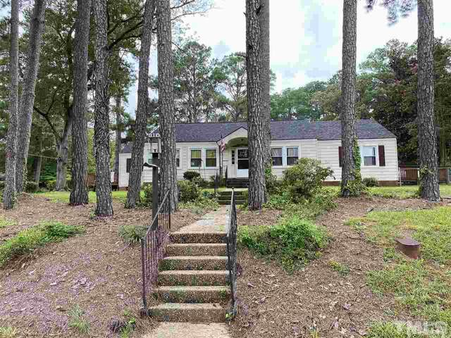 810 Tryon Street, Sanford, NC 27330 (#2339090) :: Real Properties