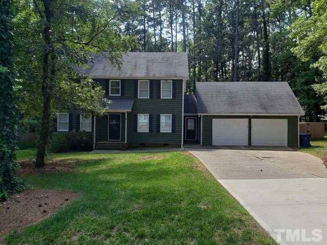 8805 Brandon Station Road, Raleigh, NC 27613 (#2339124) :: Realty World Signature Properties