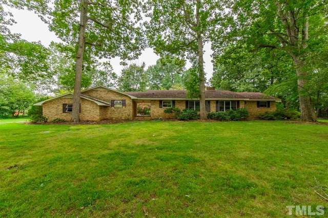3315 Preacher Holmes Road, Graham, NC 27253 (#2339132) :: Marti Hampton Team brokered by eXp Realty