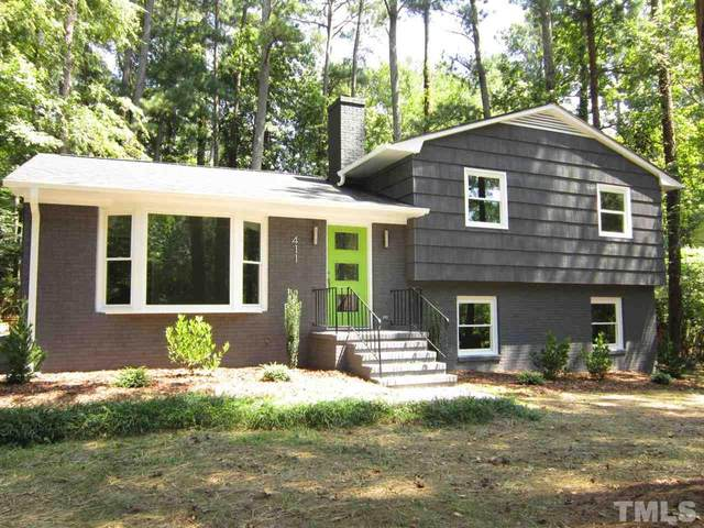 411 Tinkerbell Road, Chapel Hill, NC 27517 (#2339176) :: Bright Ideas Realty