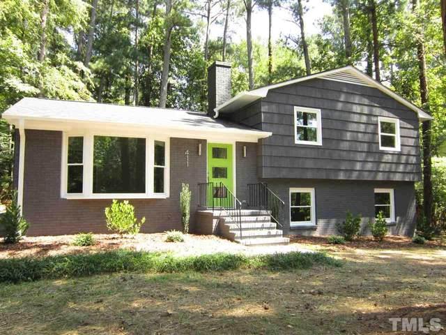 411 Tinkerbell Road, Chapel Hill, NC 27517 (#2339176) :: Masha Halpern Boutique Real Estate Group