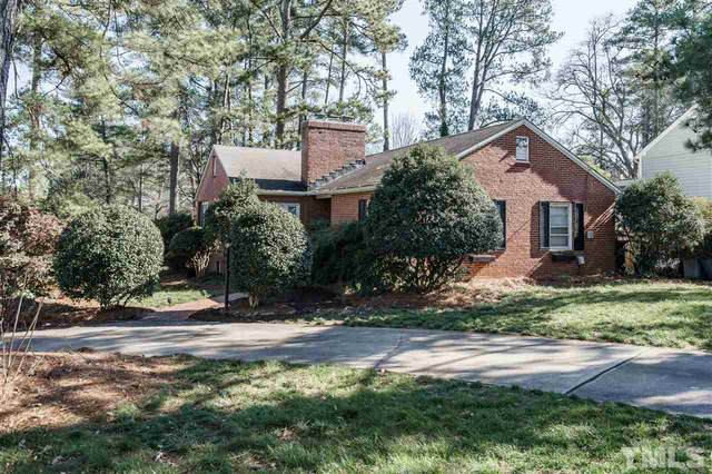 1108 Brooks Avenue, Raleigh, NC 27607 (#2339192) :: Triangle Just Listed