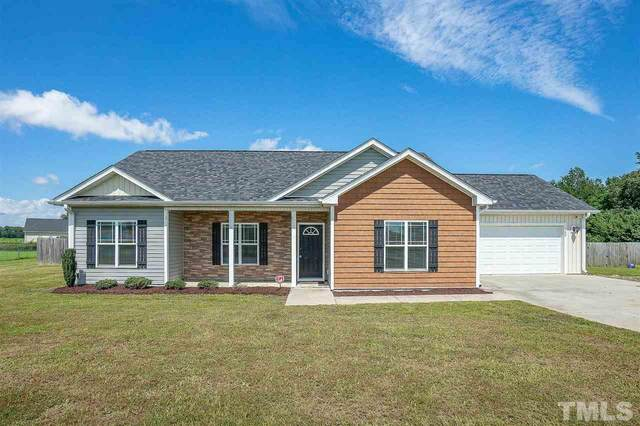 107 Kenison Way, Pikeville, NC 27863 (#2339194) :: The Perry Group