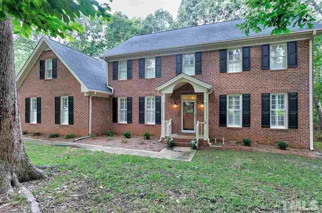 2208 Black Walnut Court, Raleigh, NC 27606 (#2339200) :: Triangle Top Choice Realty, LLC