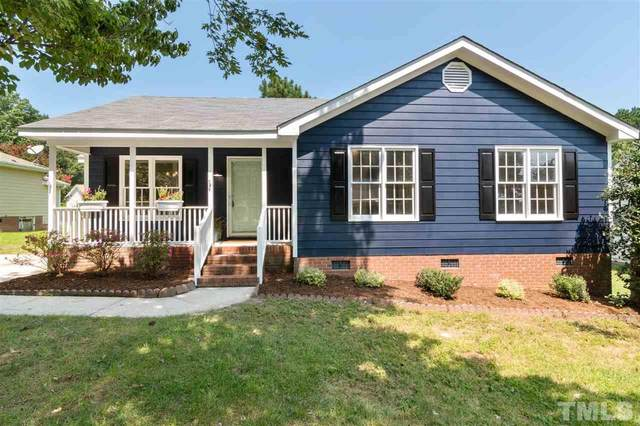 3324 Castlegate Drive, Raleigh, NC 27616 (#2339220) :: Realty World Signature Properties