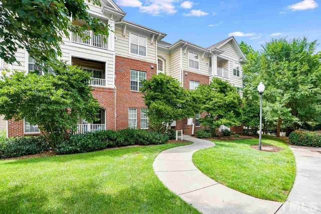 131 Providence Glen #131, Chapel Hill, NC 27514 (#2339245) :: Raleigh Cary Realty