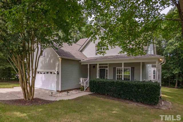5509 Spence Plantation Lane, Holly Springs, NC 27540 (#2339246) :: Triangle Just Listed