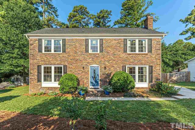 4705 Sweetbriar Drive, Raleigh, NC 27609 (#2339266) :: Spotlight Realty
