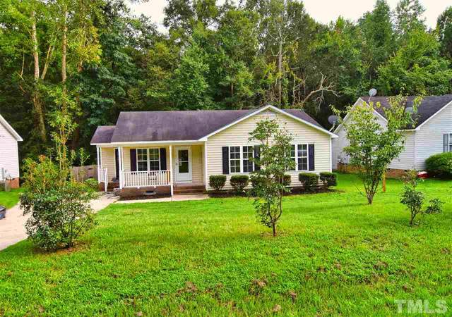 5928 Sandy Run, Knightdale, NC 27545 (#2339294) :: Masha Halpern Boutique Real Estate Group