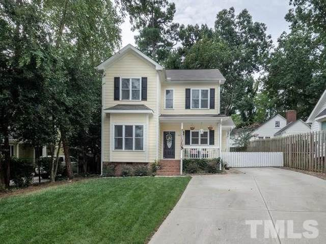 4827 Altha Drive, Raleigh, NC 27606 (#2339336) :: The Rodney Carroll Team with Hometowne Realty