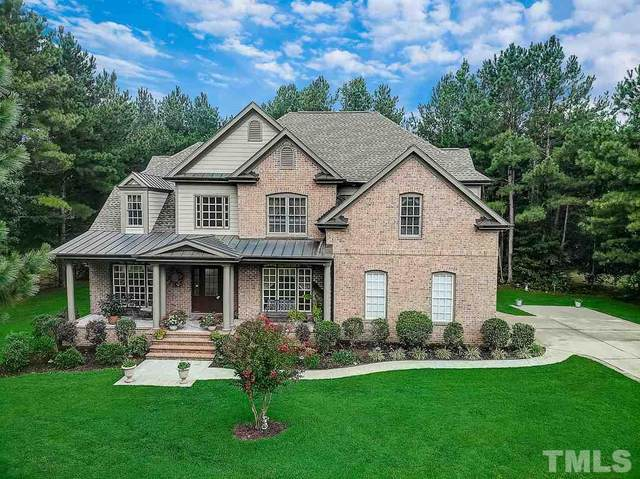 667 Albin Place, Creedmoor, NC 27522 (#2339347) :: Team Ruby Henderson