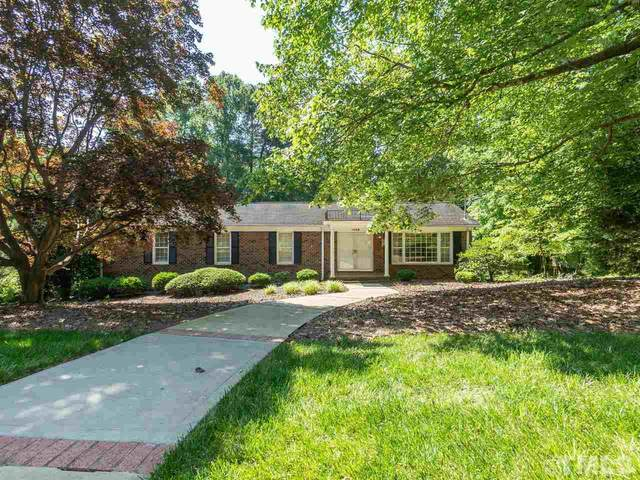 1508 Medfield Road, Raleigh, NC 27607 (#2339376) :: Dogwood Properties