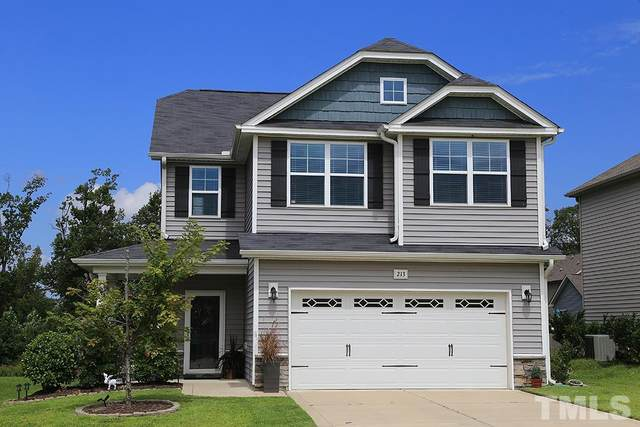 213 Hardaway Point, Clayton, NC 27527 (#2339425) :: The Rodney Carroll Team with Hometowne Realty