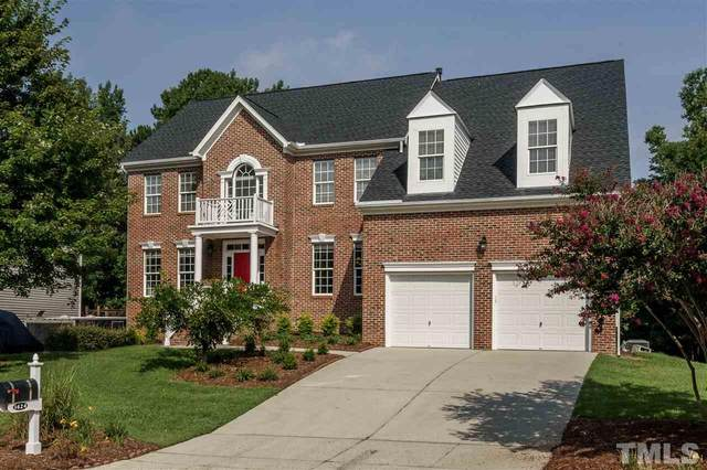 1424 Fairfax Woods Drive, Apex, NC 27502 (#2339426) :: Realty World Signature Properties